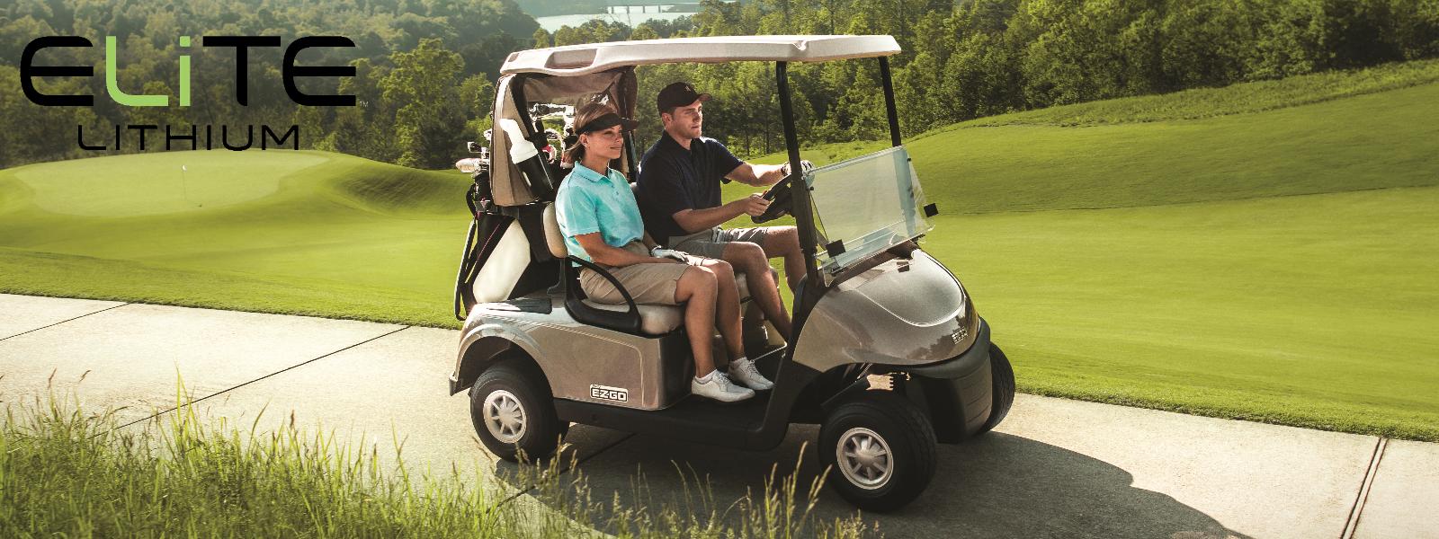 Augusta Golf & Utility Cars ELiTE Lithium Ion