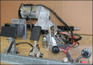 engine, test, motor, burn in, stress test