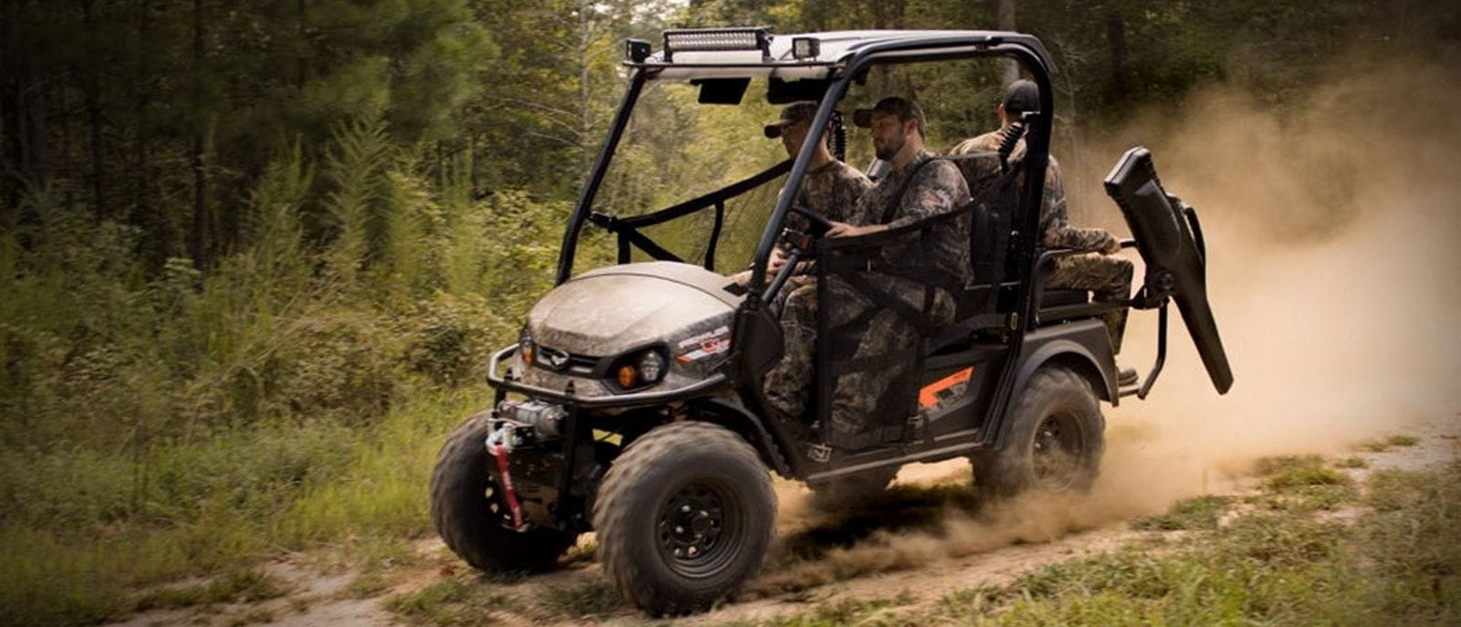 Augusta Golf & Utility Cars are the master distributor for Textron Offroad products