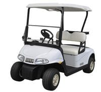2 Seat E-Z-GO Golf Car Electric (With Lights)