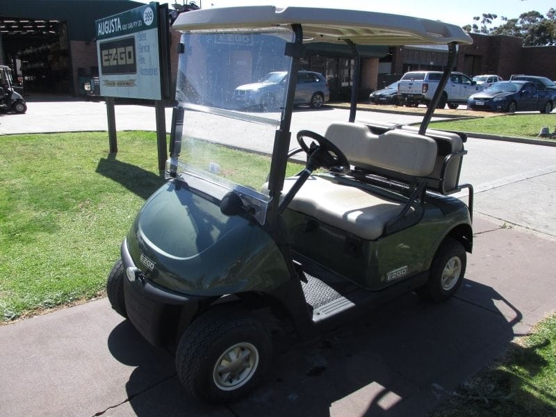 EZGO RXV FLEET GOLF CAR