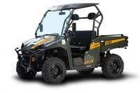 Landboss 800 Diesel UTV - Perkins