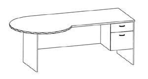 The Desk Design Drawings By Clicking On Image Below