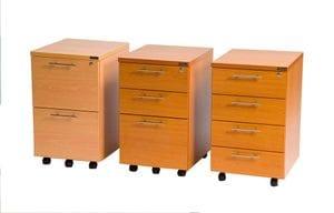 Mobile Drawer Pedestals