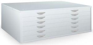 Brownbuilt Horizontal Plan File Cabinets