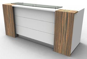Apex Lite Reception Desk
