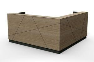 Axis Reception Desk