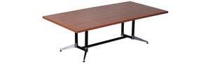 Typhoon Rectangular Boardroom Table