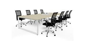 Forum Boardroom Table Frame