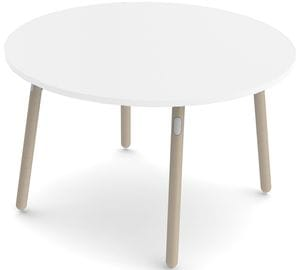OkiDoki Round Meeting Table