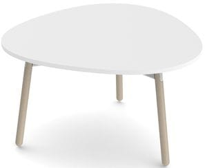 OkiDoki Triangular Meeting Table