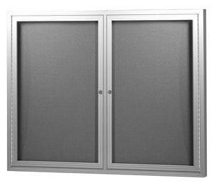 Be Noticed Hinged Door Notice Case