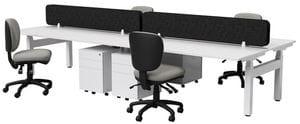 Blade Aura Panel Desk Mounted Screens