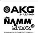 20 Jan 2017: New stage mic releases from AKG at NAMM