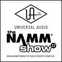 23 Jan 2017: UA Apollo Twin MK2 wins 'Best In Show' at NAMM
