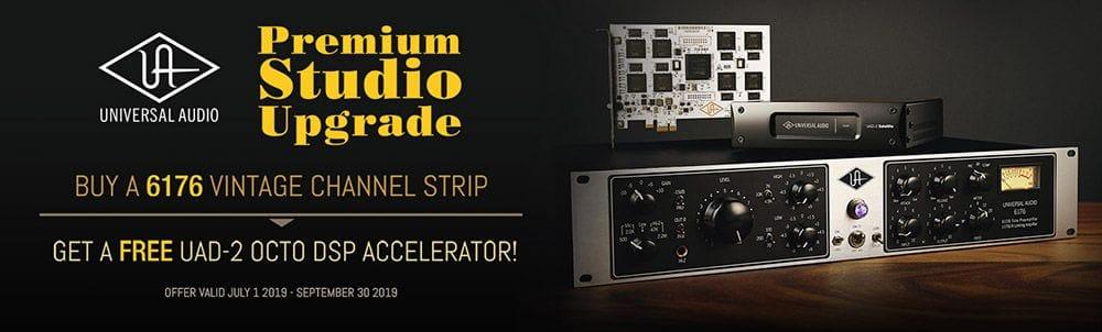 Universal Audio Dealers New