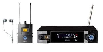 IVM-4500: IVM4500 IEM Set In-Ear-Monitoring System