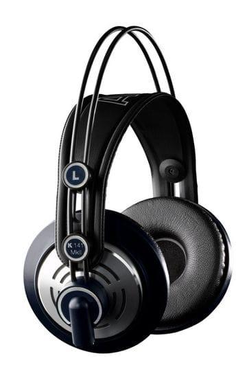 K-141MKII: K-141MkII Semi Open Back Studio Headphones