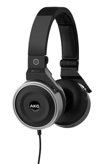 K-67DJ: K67DJ High-Performance DJ Headphones