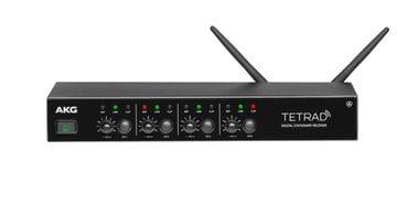 DSR-TETRAD: Dsrtetrad 4Ch 2.4Ghz Dig Wireless Receiver