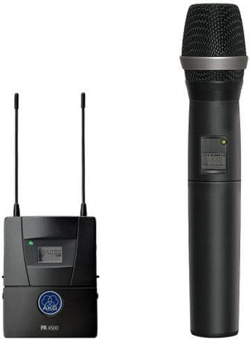PR-4500ENGD5: ENG Set PR4500I + HT4500 + D5WL