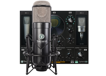 Sphere L22 Microphone Modelling System