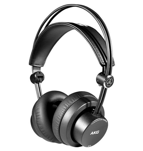 K175 Foldable Closed Back On Ear Headphones
