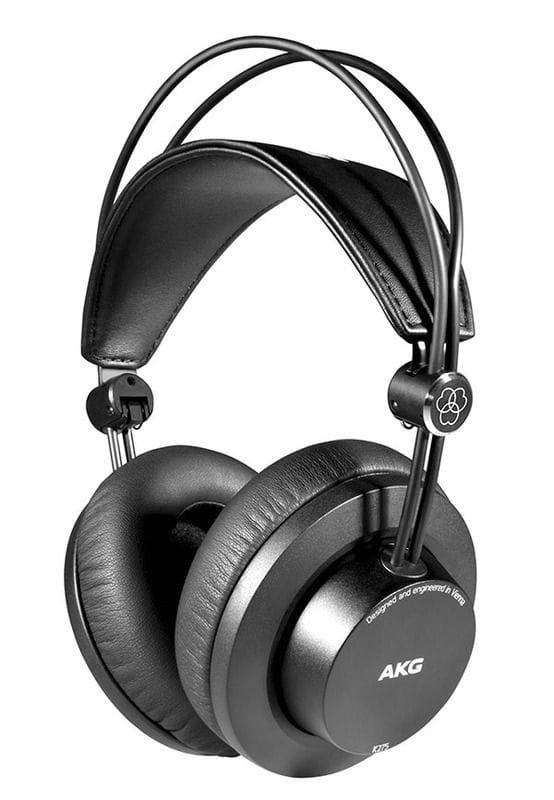 K275 Foldable Over-Ear Closed Back Headphones