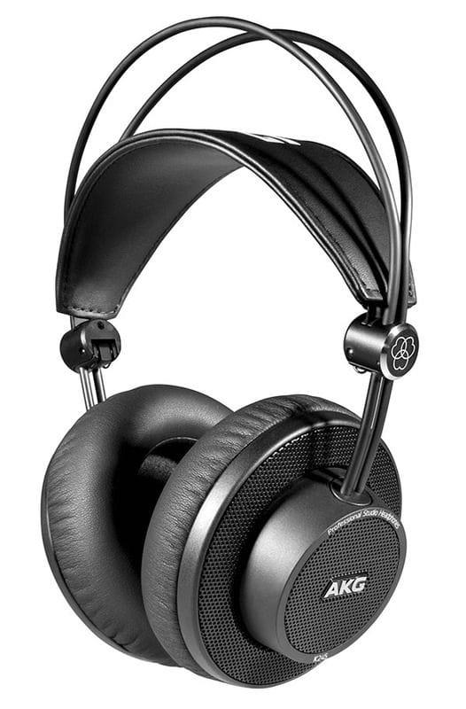 K245 Foldable Over-Ear Open Back Headphones