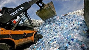 The Truth about Water Bottles & Our Environment