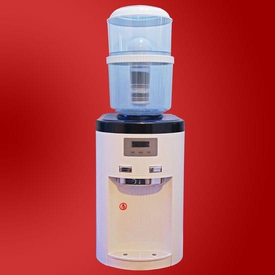 No space - Bench Top water cooler