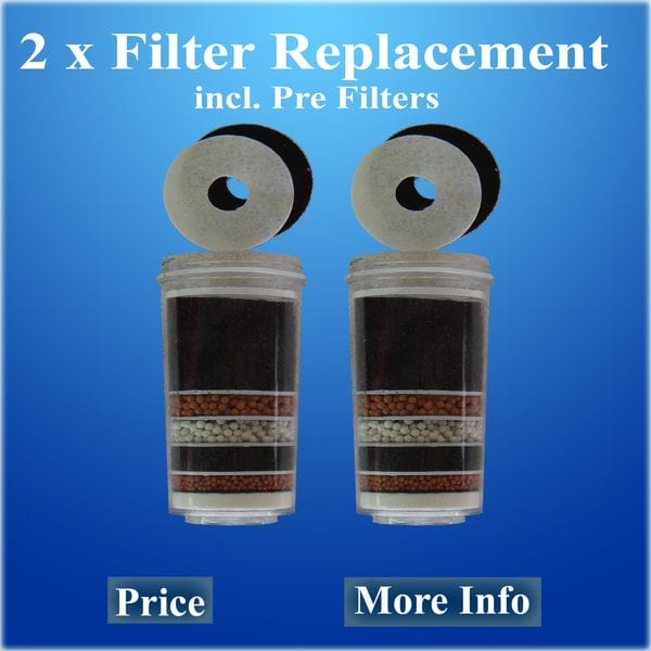 2 Filters Water Coolers Adelaide