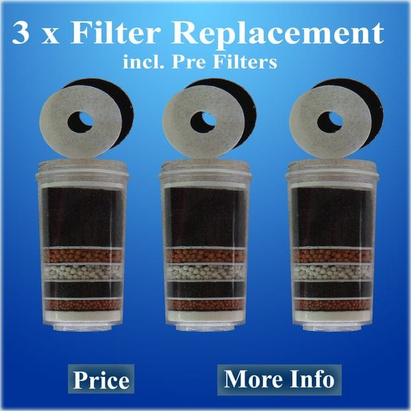3 Filters Water Coolers Adelaide