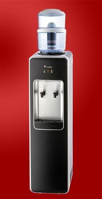 Water Cooler Clear Mountain Exclusive Stainless Steel