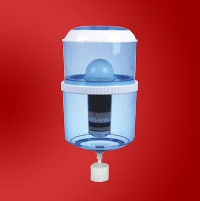 Water Filtration System for Water Coolers