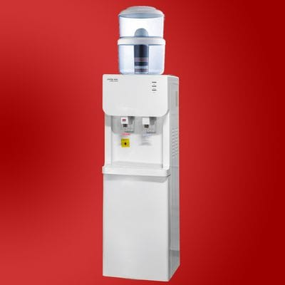 Floor Standing Mineral Pure Drinking Water Cooler Dispenser