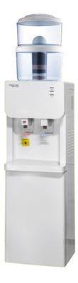 Floor Standing White Water Cooler