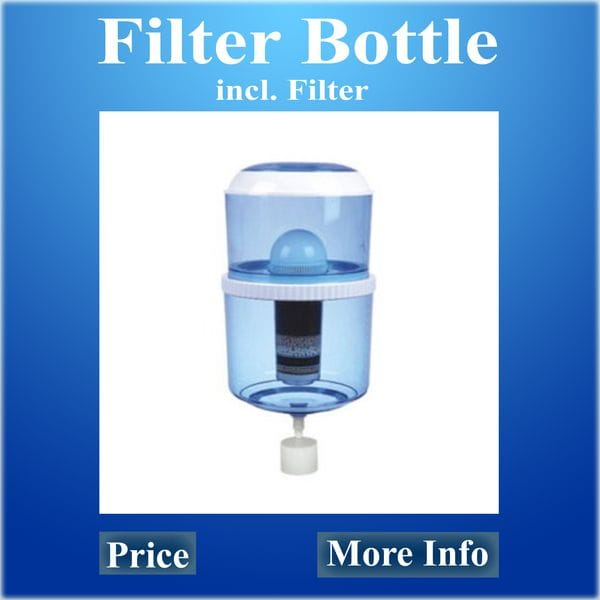 Filtration Bottle from Brisbane Awesome Water Filters