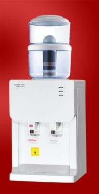 Benchtop Minerals in Filtered Water