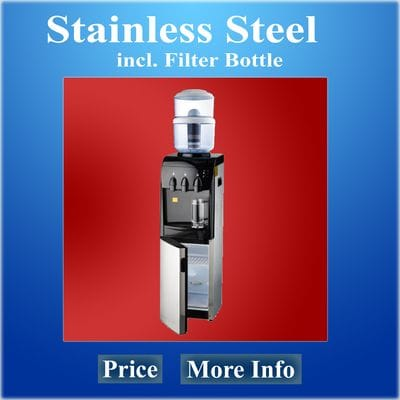 Stainless Steel Sydney Filtered Water Coolers