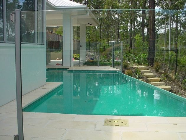 Glass And Tubular Pool Fencing
