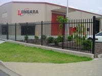 Security Fencing Brisbane