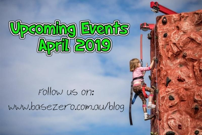 New South Wales Upcoming Events April 2019