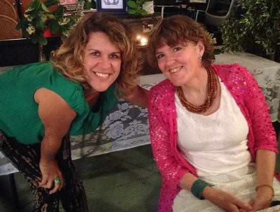 """Hanging out with Bronnie Ware and her wisdom - """"Death, use it for living!"""""""
