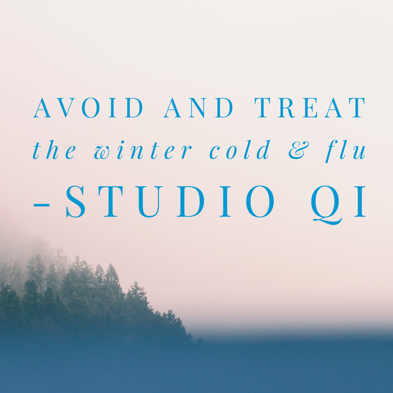 Things you can do to avoid and treat the winter cold & flu
