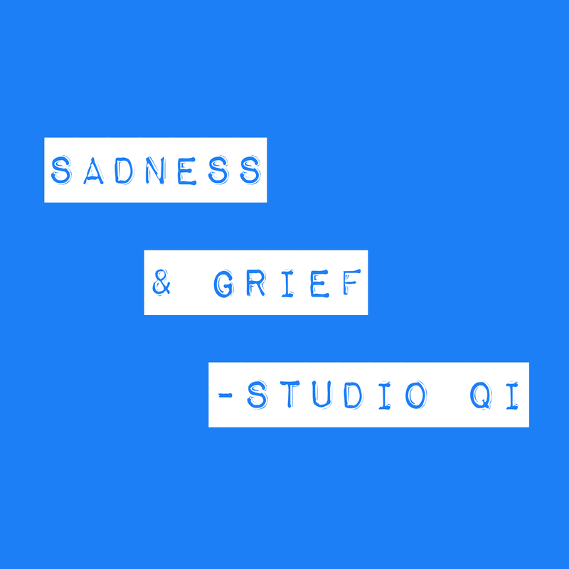 Stress: sadness & grief