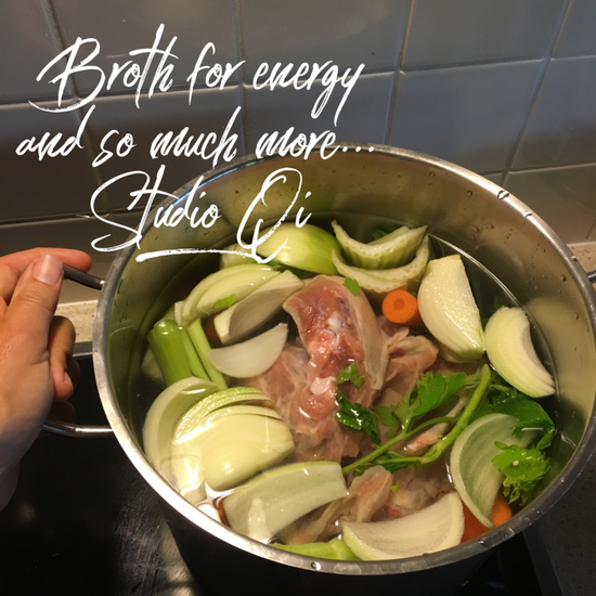 3 Things about Broth