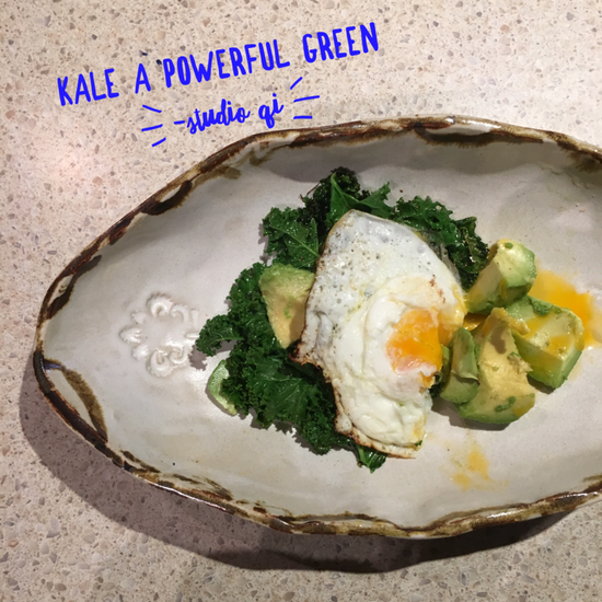 Kale!! How to add it to your diet.
