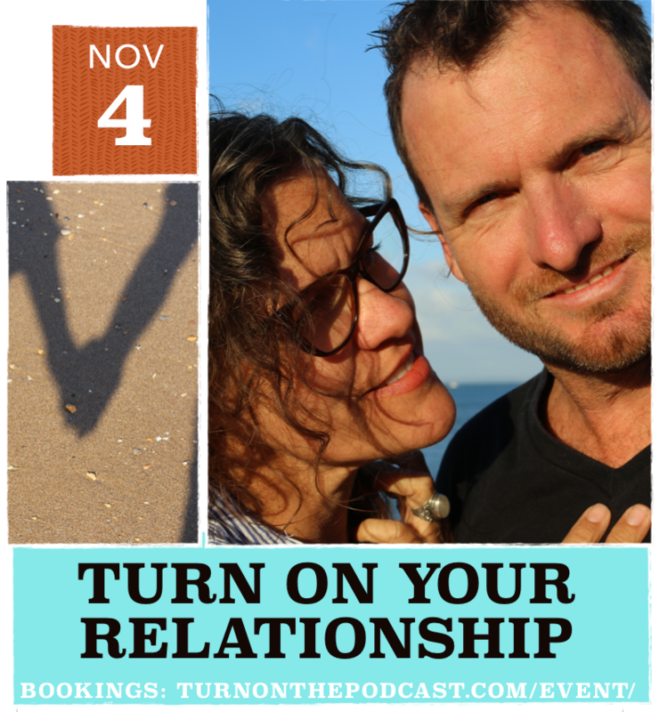Turn On Your Relationship Workshop Count Down