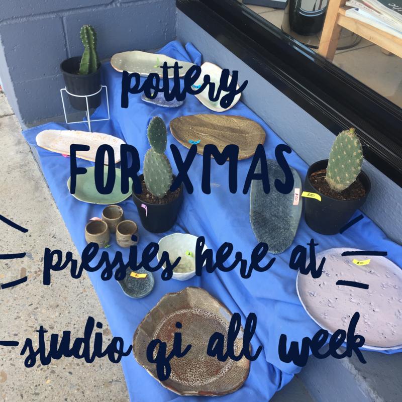 Tabitha pottery